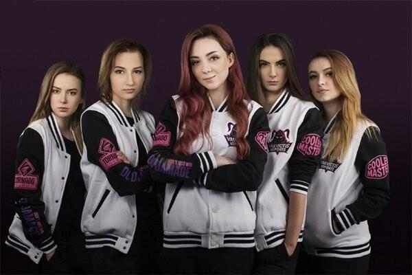 e-sports dames