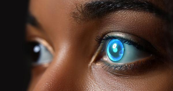 Vr Vrijdag: Augmented reality-contactlenzen | Special - Gamer.nl