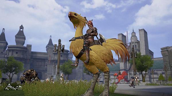 Final Fantasy 11 Reboot