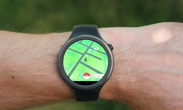 Pokemon Go Watch