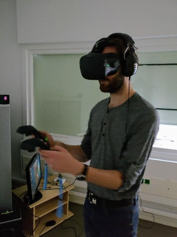 VR test