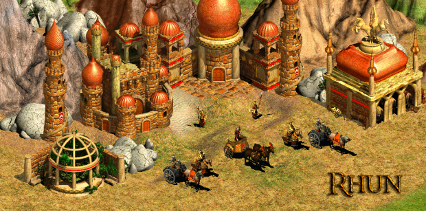 Age of Empires 2 Lord of the Rings