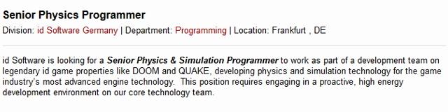 Quake vacature