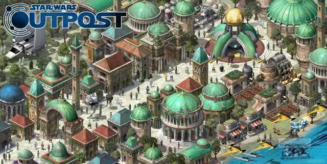 Star Wars Outpost