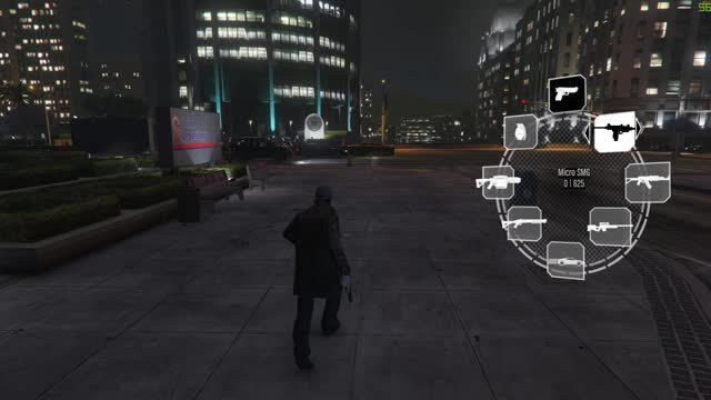 GTA 5 Watch Dogs