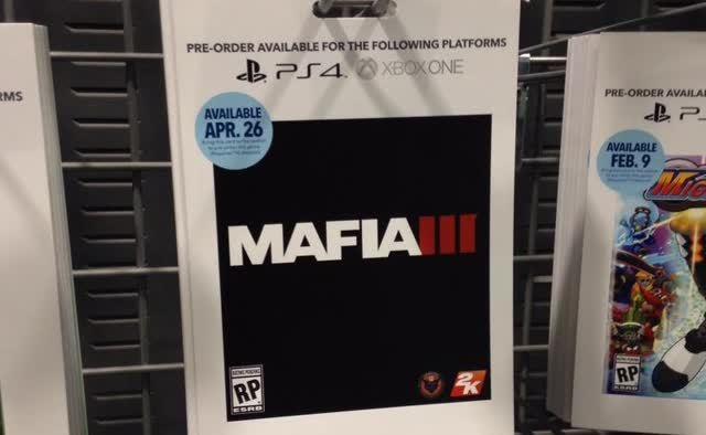 Mafia 3 Best Buy