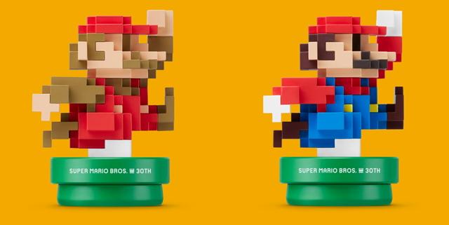 Mario, Super Mario, amiibo