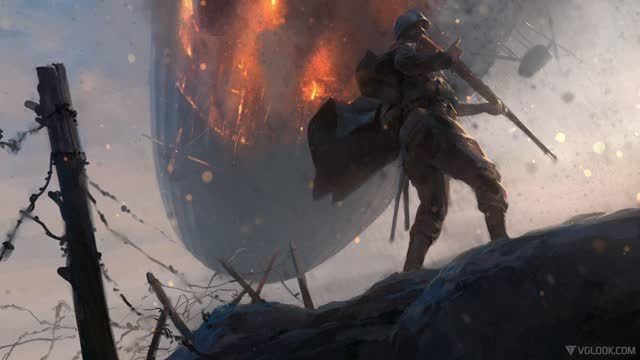 Battlefield 1 concept