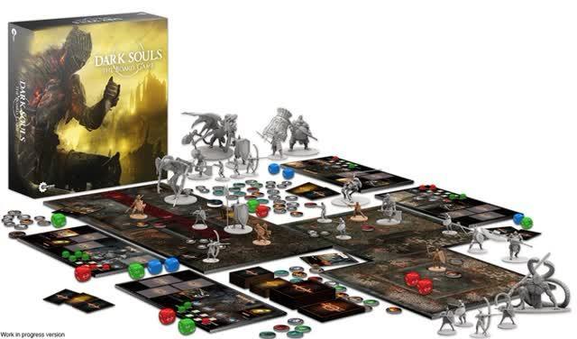 Dark Souls bordspel
