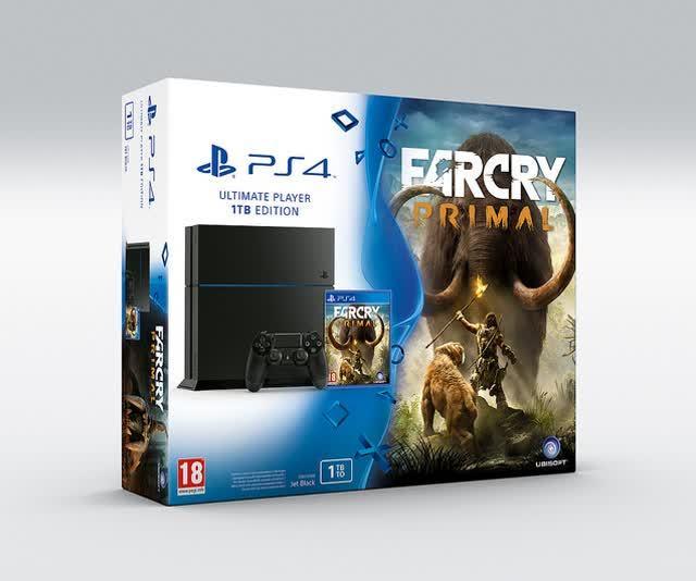 Far Cry Primal PS4 Bundel