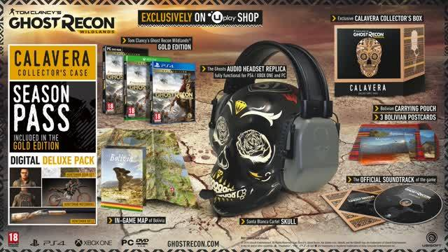 Ghost Recon Wildlands CE