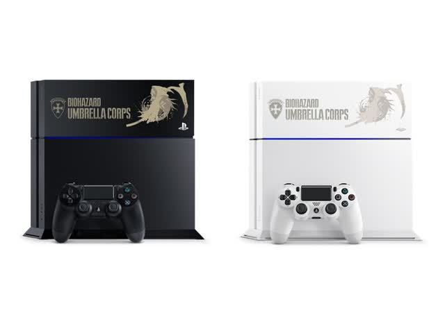 Biohazard PS4