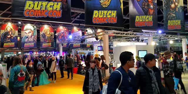 Dutch Comic Con
