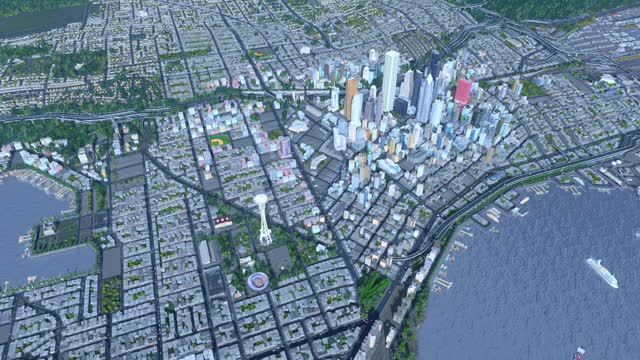 Cities Seattle