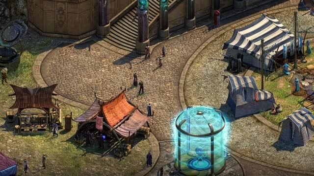 Torment Tides of Numenera Screen