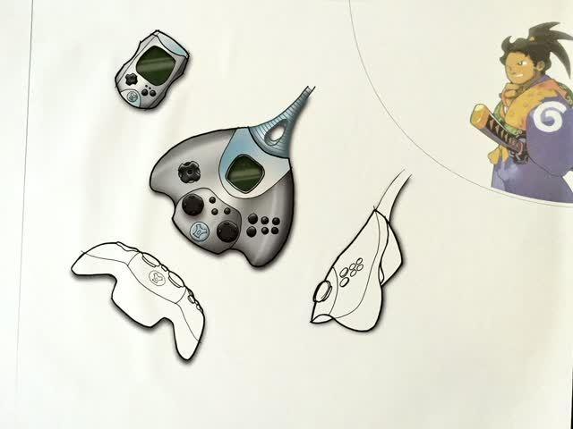 Xbox Controller Concept