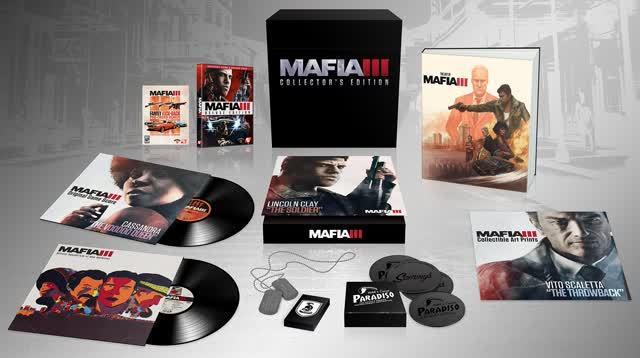 Mafia 3 CEMafia 3 CE