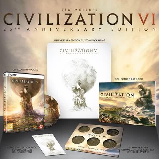 Civilization 6 Anniv