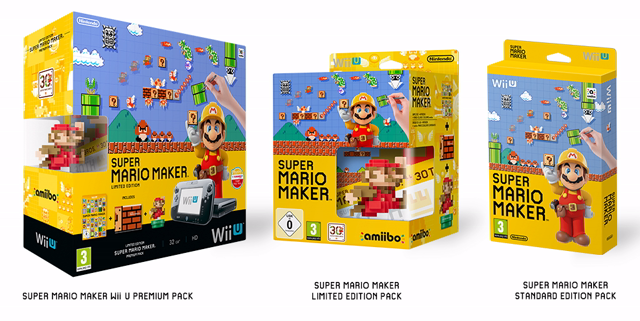 Wii U, Super Mario Maker