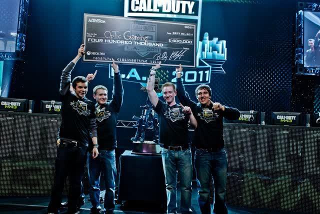 Call of Duty XP