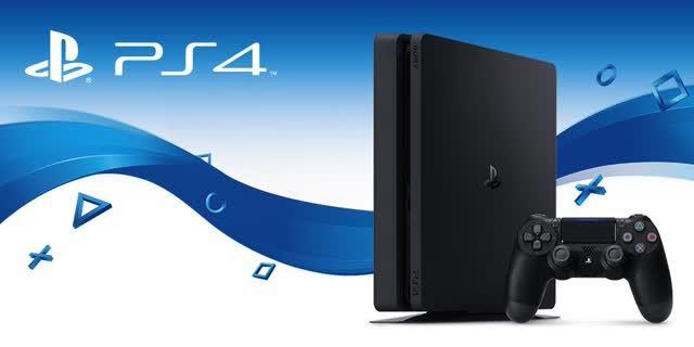 PlayStation 4 slim