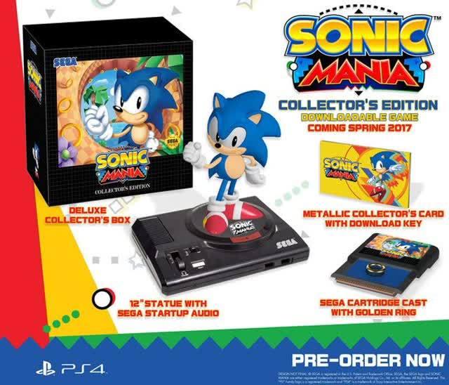 Sonic Mania CE