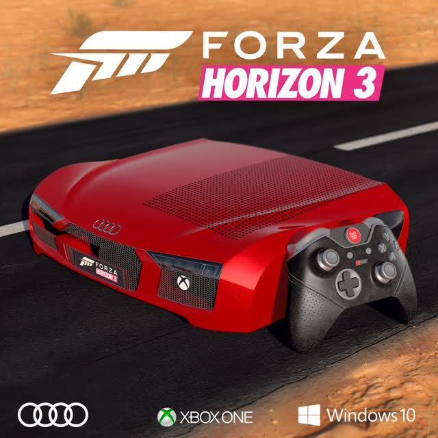 Xbox One Audi R8
