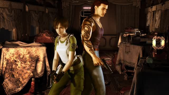 Resident Evil 0
