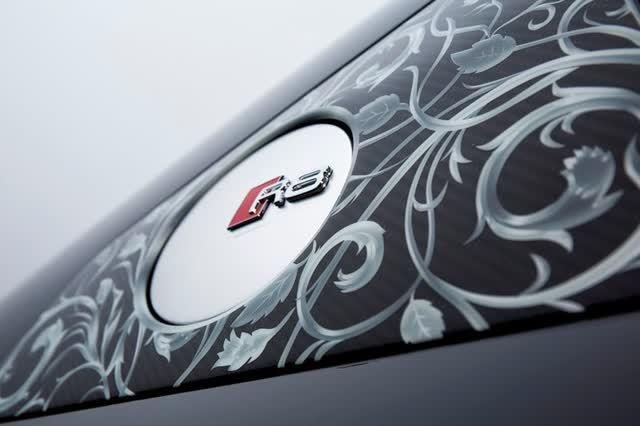 Final Fantasy 15 Audi