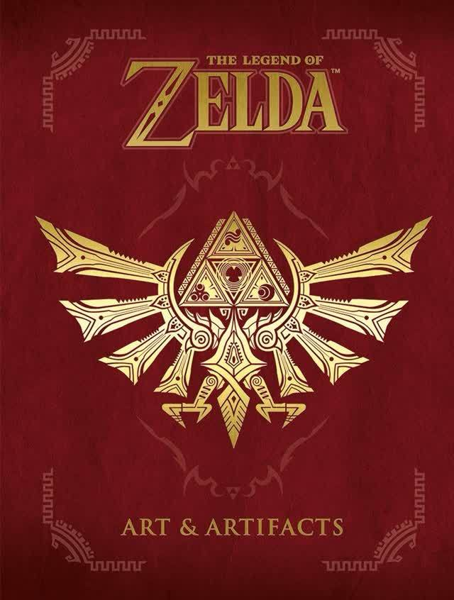 Zelda Arts Artifacts