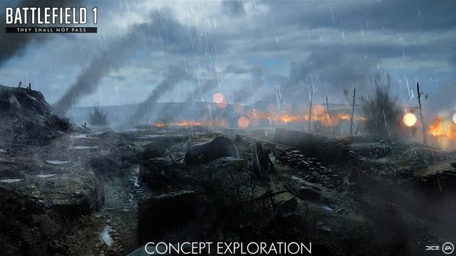 Battlefield 1 They Shall Not Pass