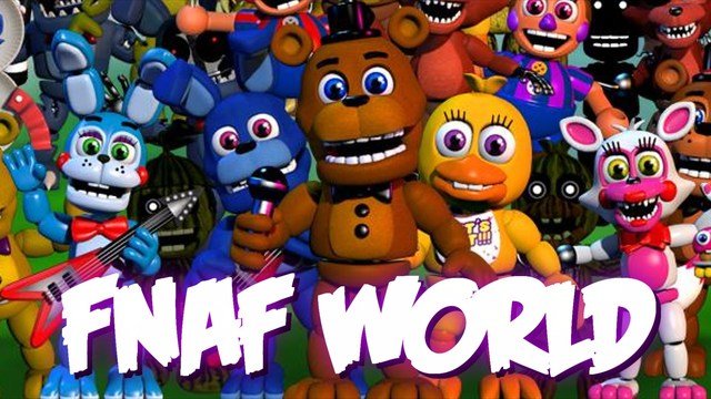 Five Nights at Freddys World