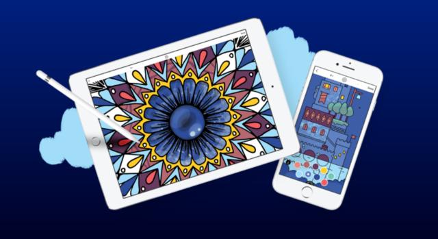 Kleurplaten Inkleuren Op Ipad.Apps Bekroond Met Apple Design Award Partnerbijdrage Pcmweb Nl