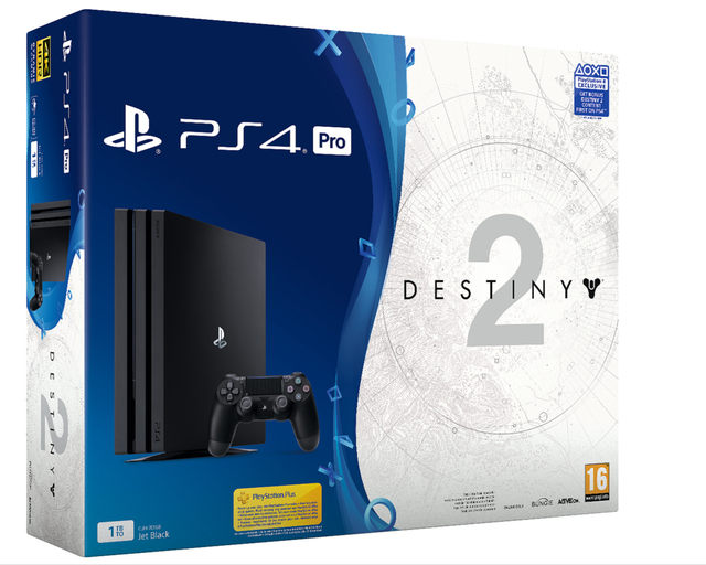 PS4 Destiny 4 zwart