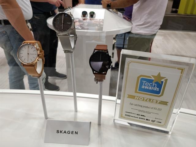 beste van IFA - hybride horloges