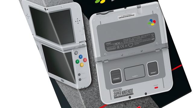 SNES 3DS XL