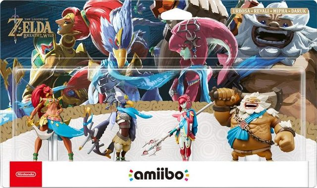 Champion Amiibo