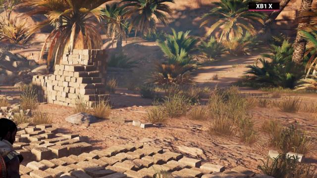 Assassins Creed Origins Vergeleken Op Ps4 Pro En One X Nieuws