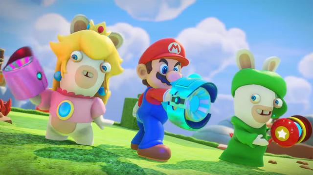 Mario Rabbids