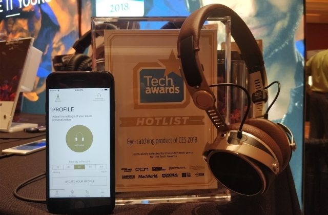 CES 2018, tech awards, hotlist