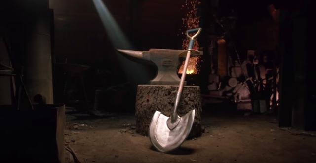 Shovel Knight schep