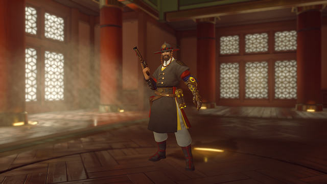 Magistrate McCree OverWatch