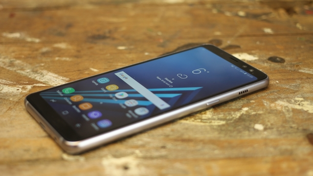 Samsung Galaxy A8, smartphone, android