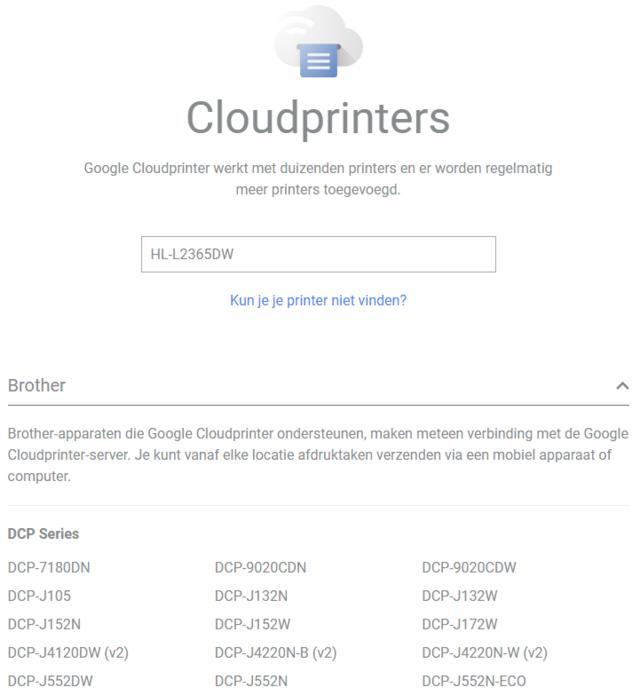 Cloudprinters