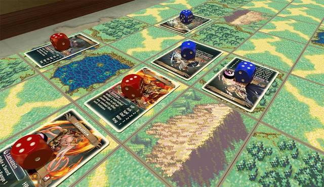 Fire Emblem Heroes-bordspel