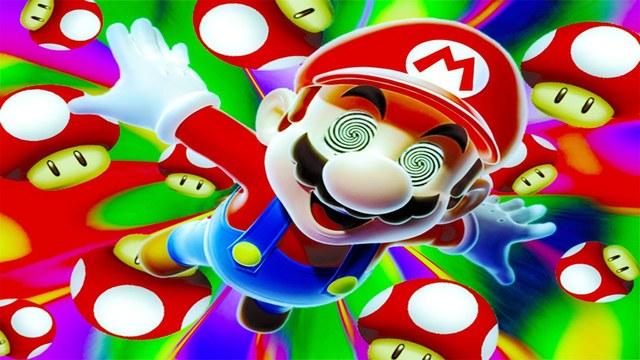 Mario paddo's