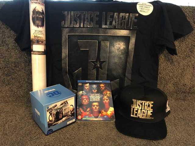 Justice League-prijsvraag