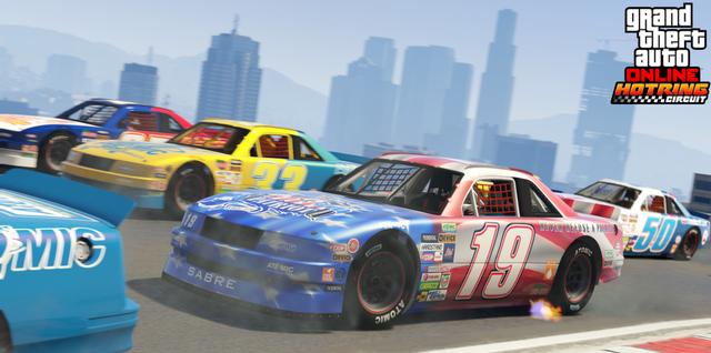 GTA Online Declasse Hotring Sabre