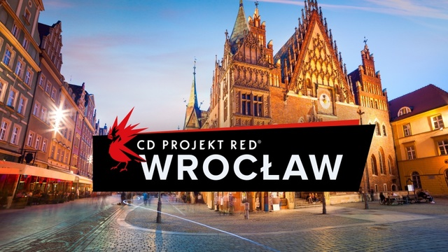 CD Project Red Wroclaw