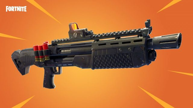 Fortnite: Battle Royale heavy shotgun